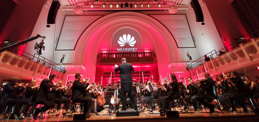 English Session Orchestra X Huawei