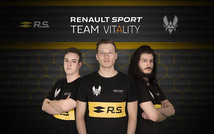 Renaut Sport Team Vitality 2018