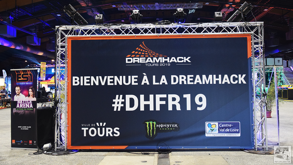 DreamHack Tours 2019 : Welcome !
