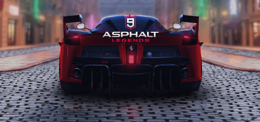 Asphalt 9 : Legends