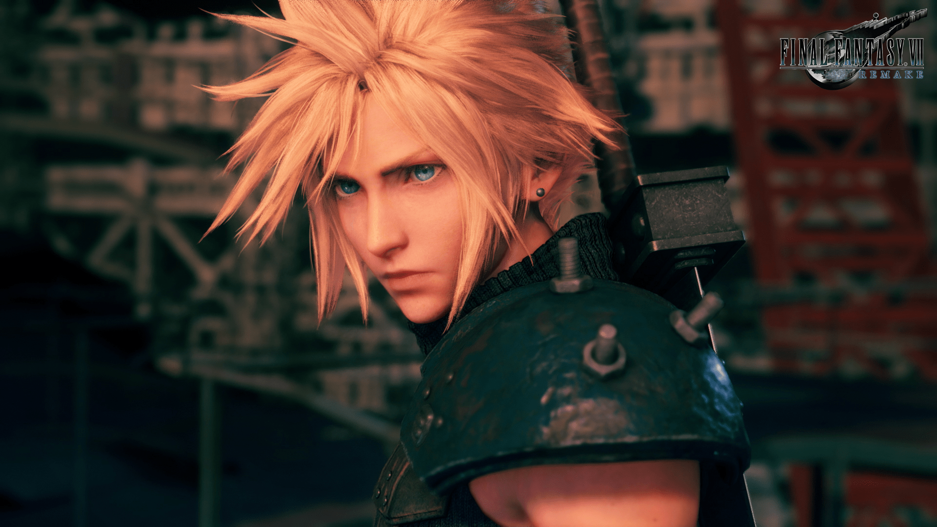 Final Fantasy VII Remake : Screenshot