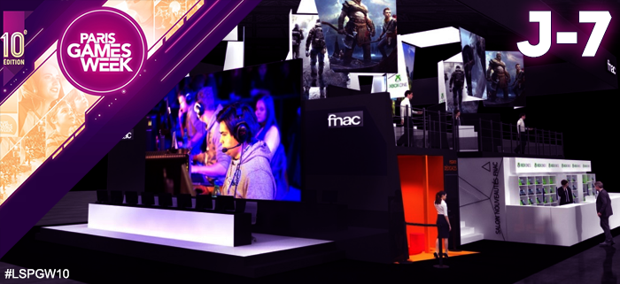Paris Games Week 2019 : Fnac
