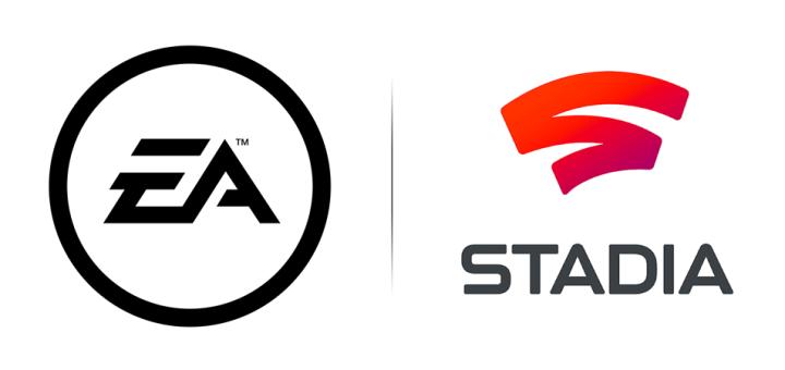 Electronic Arts x Google Stadia