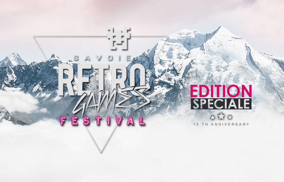 Savoie Retro Games Festival #10