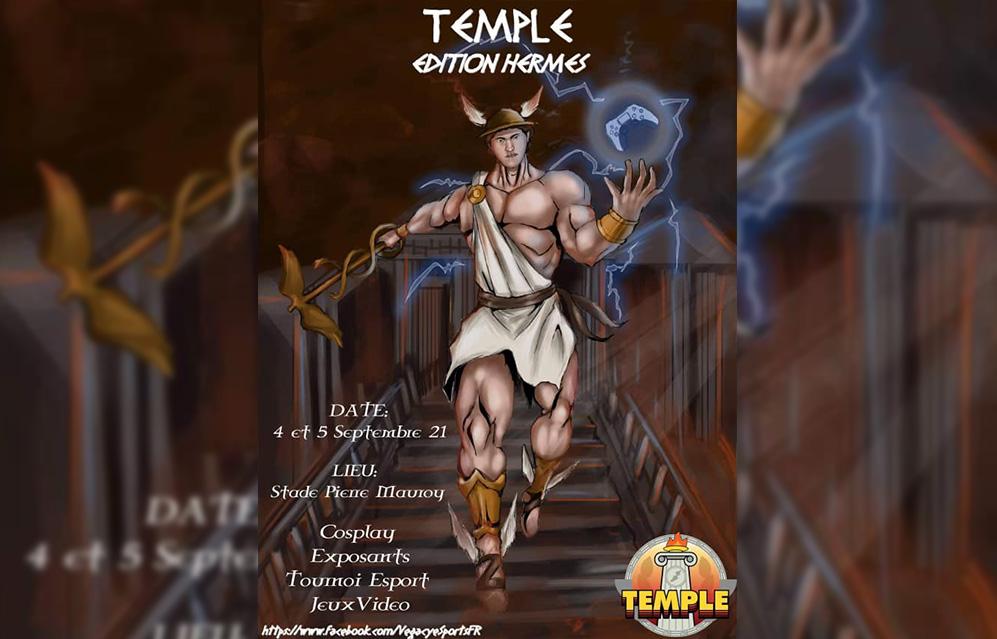 Temple : Hermès Edition #1