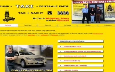 Funk- TAXI und Mietwagenzentrale Emig