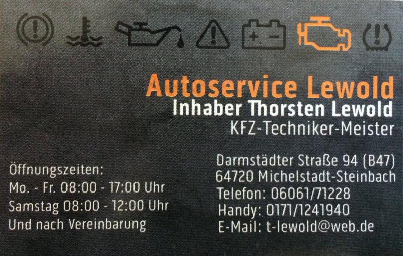 Autoservice Lewold