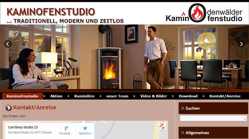 Odenwälder Kaminofenstudio