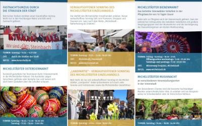 Veranstaltungen in Michelstadt 2018