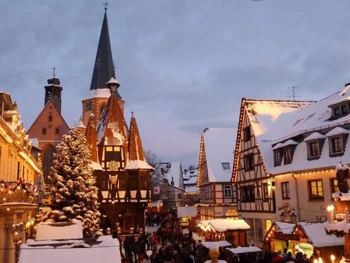 Weihnachtsmarkt Otzberg.Michelstädter Weihnachtsmarkt Informationen Rund Um Den Odenwald