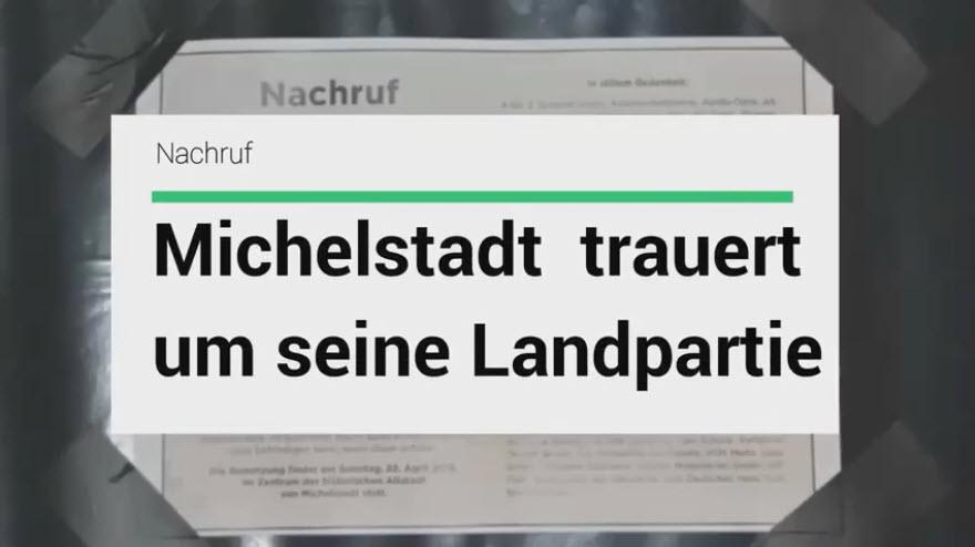 """Abgesagter verkaufsoffener Sonntag """"Landpartie"""""""