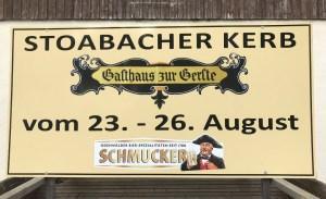 Steinbacher Kerb @ Gasthaus Zur Gerste