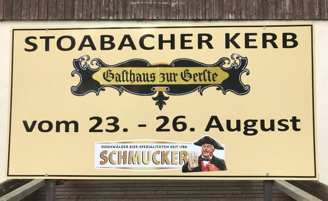 Steinbacher Kerb