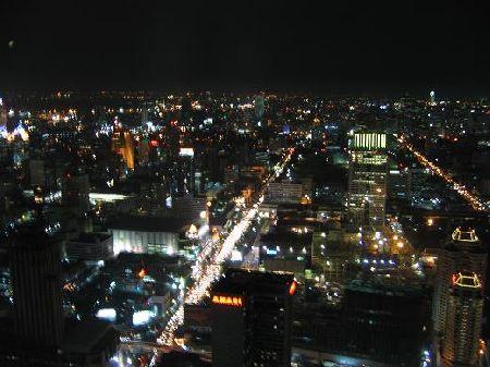 Bangkok et Bangkok