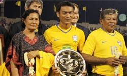 Football : la Thaïlande bat la Nouvelle-Zélande