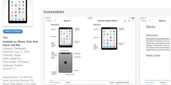 Apple dévoile l'iPad Air 2 et l'iPad Mini Retina 3 par