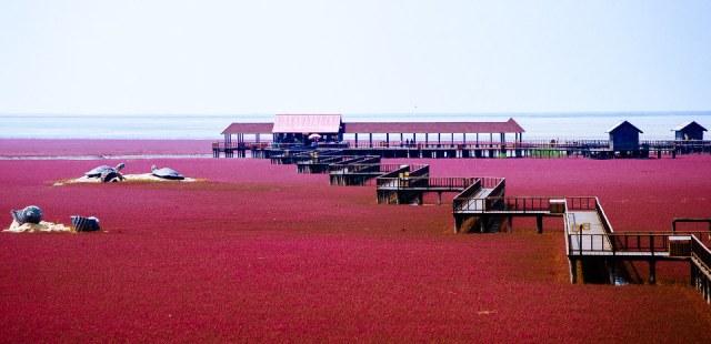 Pantai Merah China