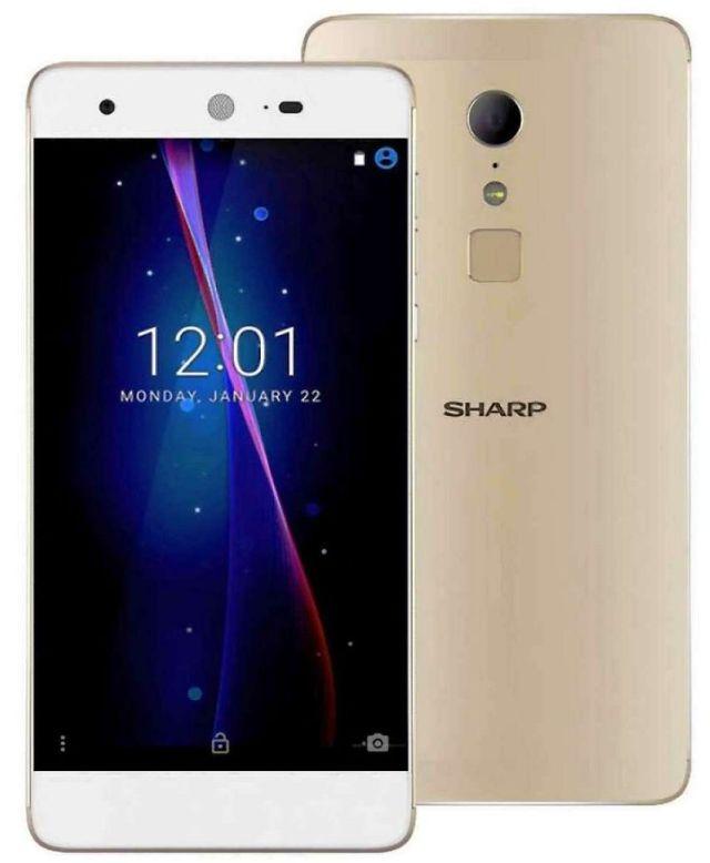 sharp z2 smartphone bajet terbaik