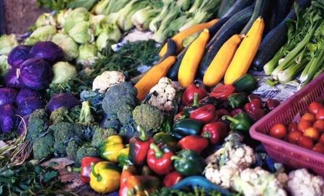ambil sayur dan buah