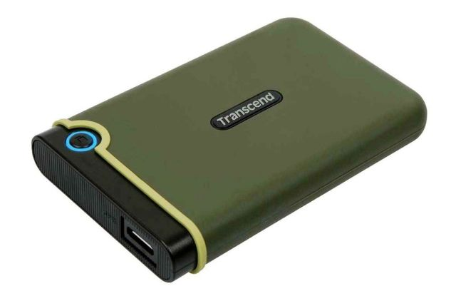 portable external drive