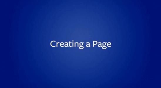 cara buat page facebook lengkap