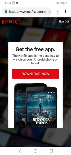 download apps netflix