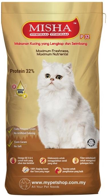 20 Makanan Kucing Terbaik Di Malaysia 2020 Infosantai
