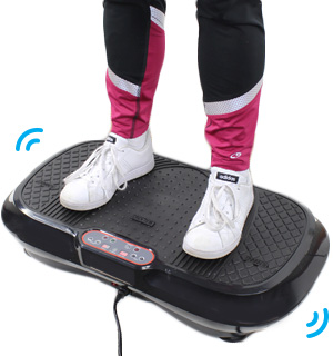 body vibrating machine
