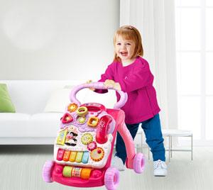 Educational-Baby-Walker-(Pink)