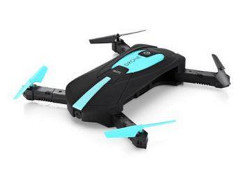 GOQ JY018 Foldable Mini RC Selfie Drone