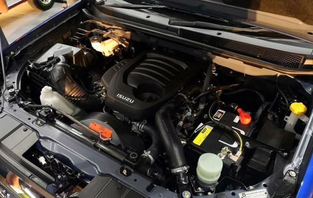enjin isuzu d-max 1.9 Ddi bluepower