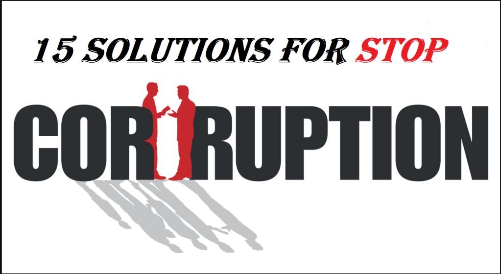corruption solutions