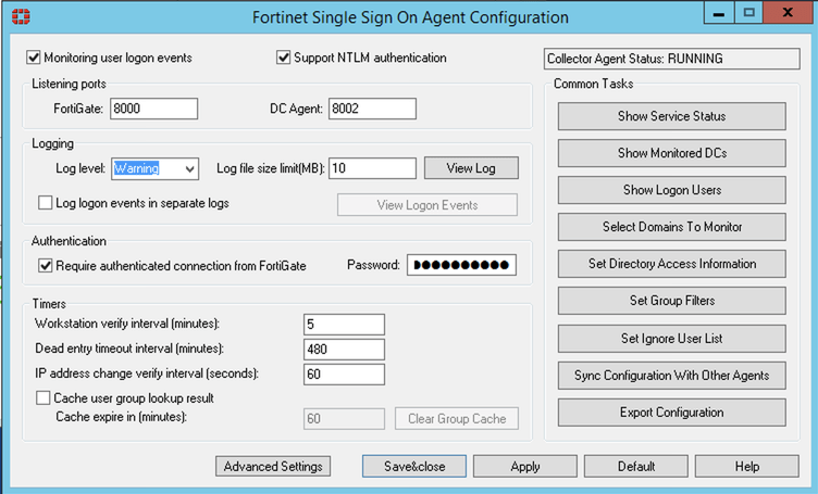 Wired Captive Portal with Fortigate - InfoSecMonkey - Blog Site
