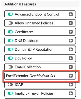 Configuring FortiExtender - InfoSecMonkey - Blog Site
