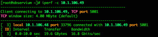 iperf for Network Geeks - InfoSecMonkey - Blog Site