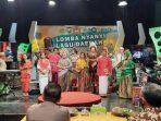 Hebat, Dua Wakil Polres Takalar Sabet Juara Diajang Lomba Nyanyi Lagu Daerah
