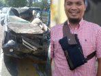 Polresta Mamuju Berduka, Kasat Reskrim Alami Lakalantas