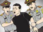 Kedapantan Mencuri, Residivis Ini Diamankan Personel Polsek Baraka