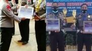 Sukses Pelayanan STNK & BPKB, Lantas Polres Sidrap Diganjar Penghargaan
