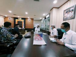 Bupati MB Paparkan Potensi Agrowisata Enrekang ke Kemendes PDTT