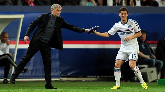 Chelsea – Mourinho : «On n'est pas dehors»