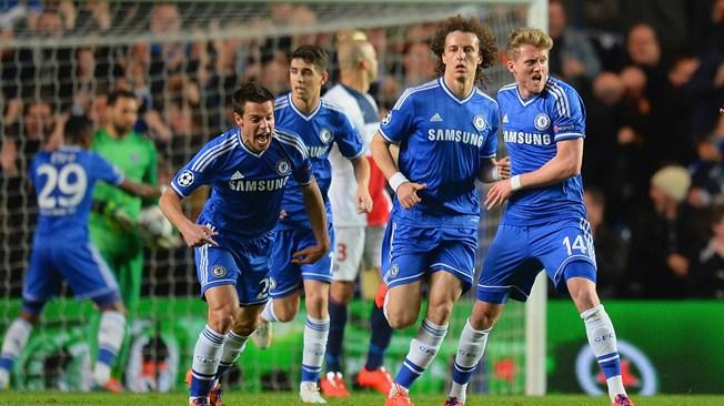 Chelsea stoppe l'aventure du PSG
