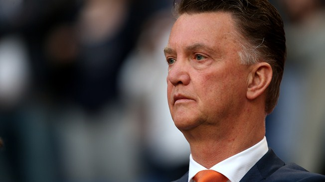Van Gaal nouvel entraîneur de Man United