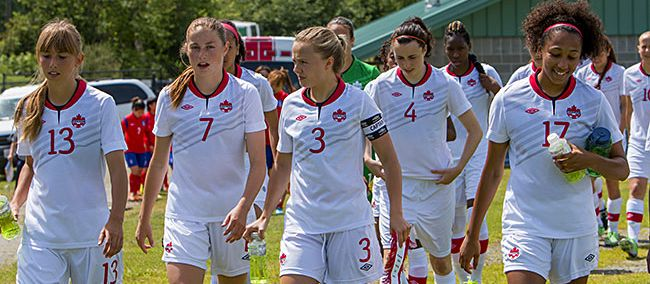 Canada W20 continue sa préparation estivale