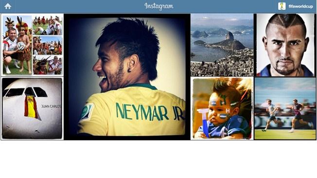 Lancement du compte officiel de la Coupe du Monde sur Instagram