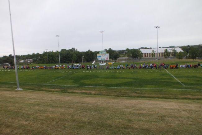 Des infrastructures de soccer des plus modernes à l'Est de Québec!