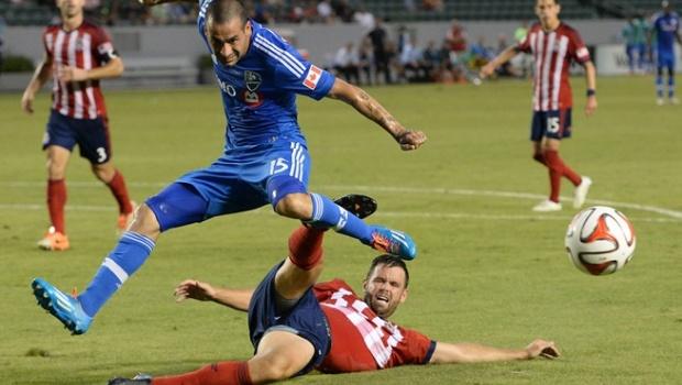 L'Impact s'incline 1-0 face à Chivas USA