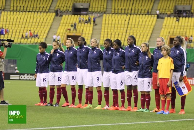 Le Nigeria et la France font la différence