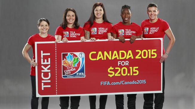 Cdm f minine de la fifa canada 2015 billets - Coupe du monde feminine de la fifa canada 2015 ...