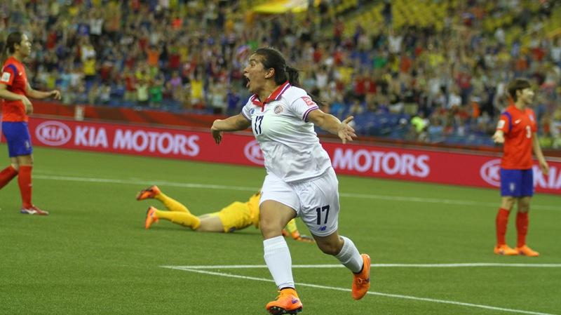 Un Costa Rica solidaire arrache le match nul face à la Corée du Sud